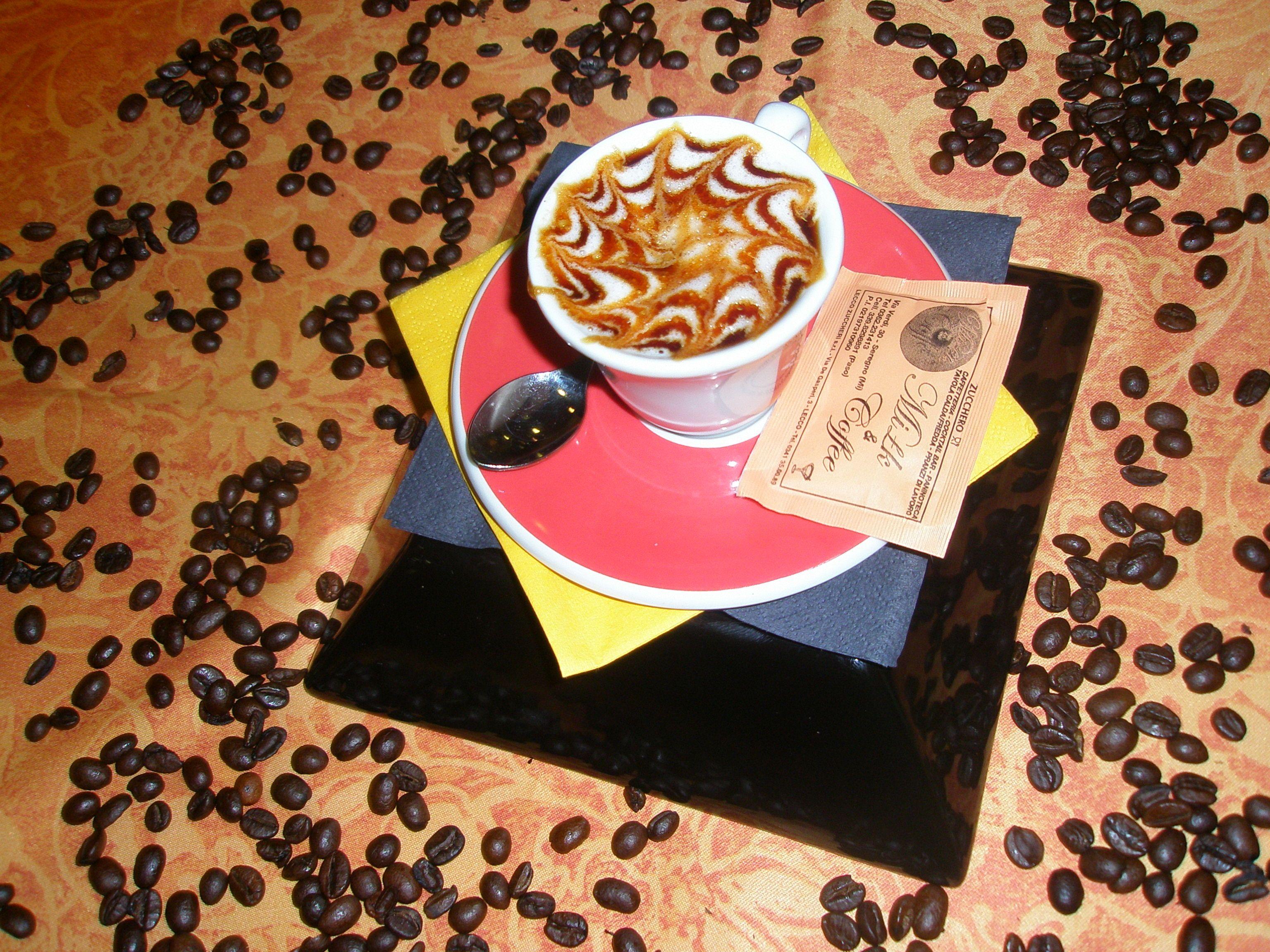 Pausa caffè? E' quello che serve durante la giornata e se vuoi recarti un un locale davvero elegante e confortevole vieni alla caffetteria Milk & Coffee in via Verdi 30 a Seregno.