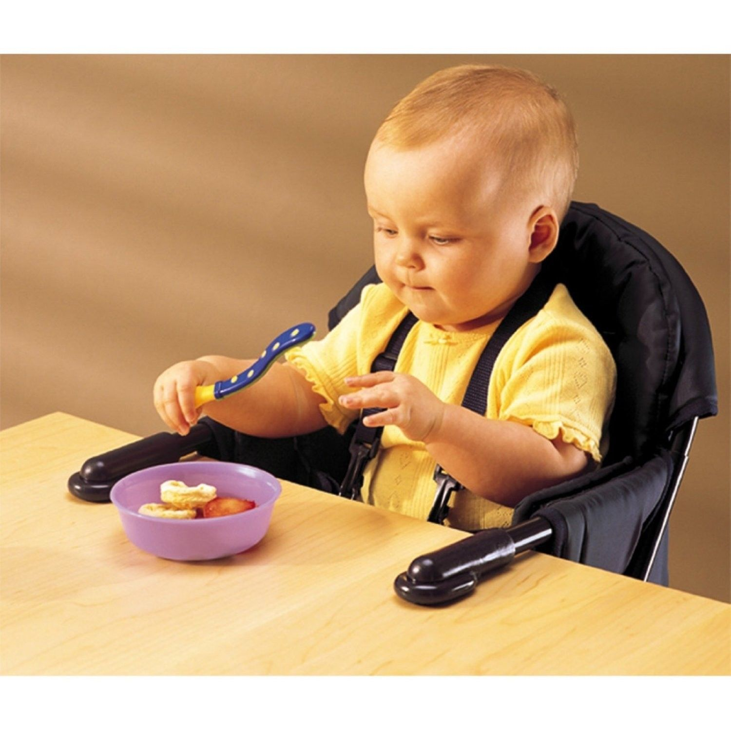 Portable Baby High Chair Hook On Office Sketchup Table Children Booster