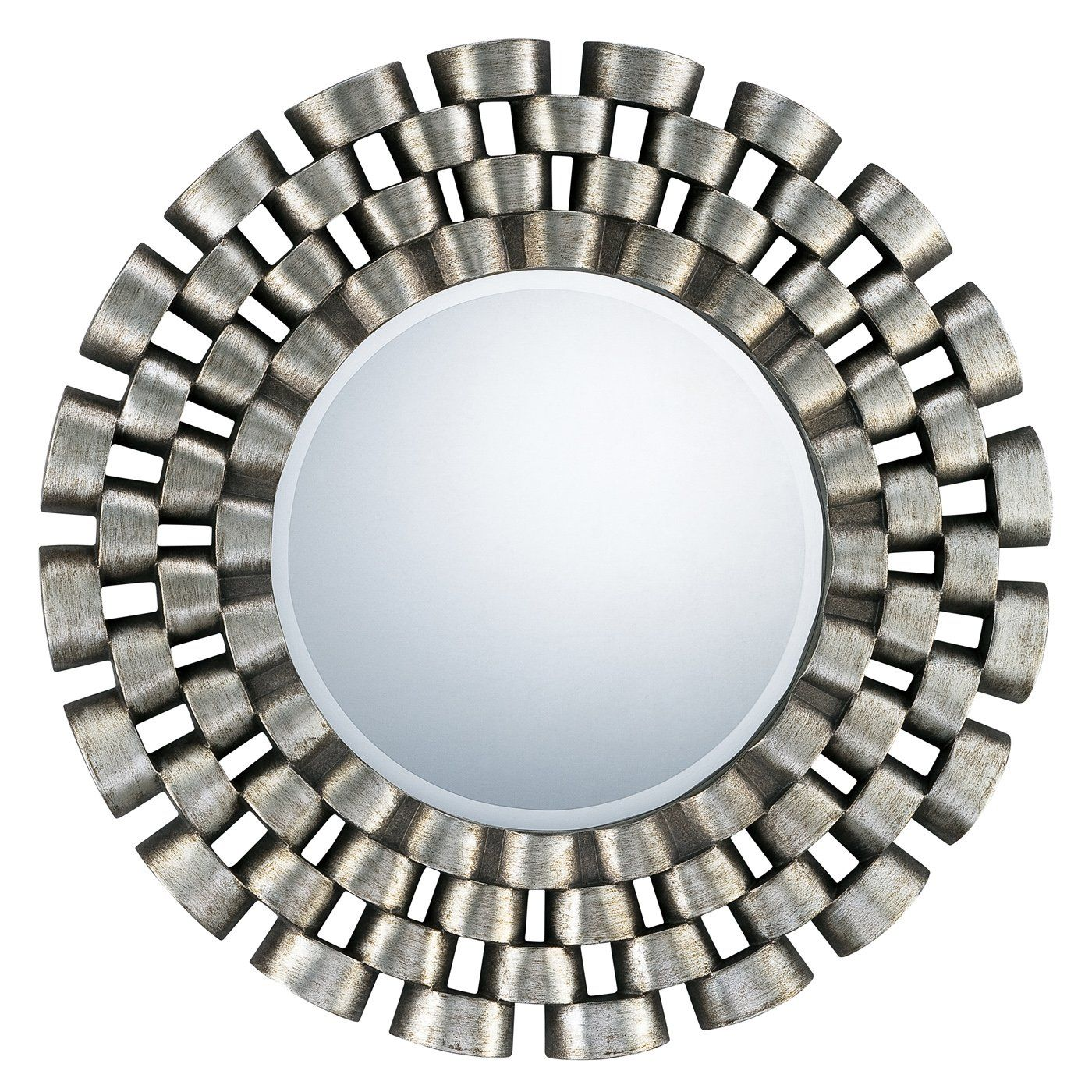 Quoizel Qr981 Small Round Decorative Mirror Home Decor Pinterest