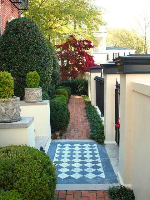 Design Trends Premium Psd Vector: 24+ Townhouse Garden Designs, Decorating Ideas