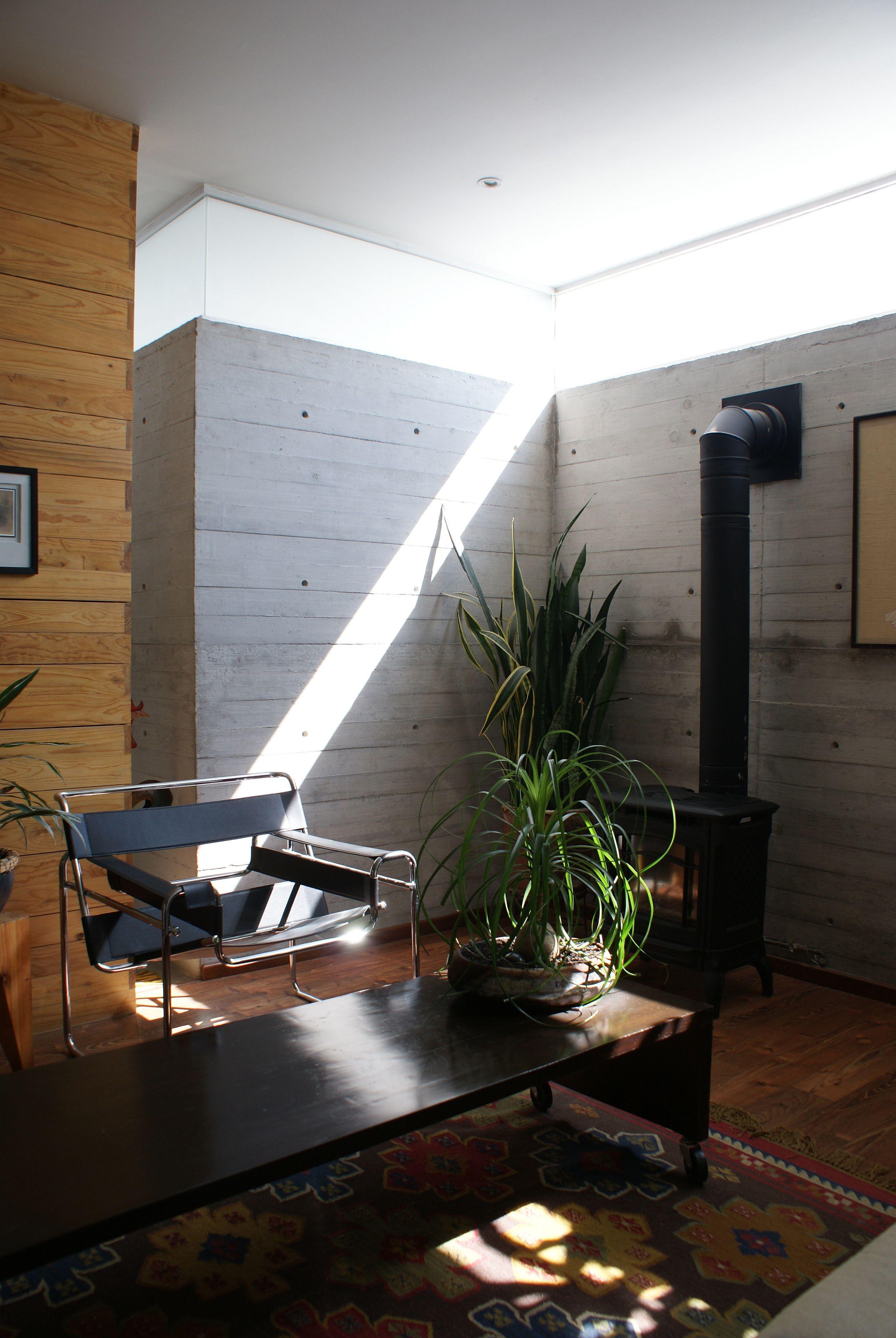 Casa dm dionne arquitectos design interior - Arquitectos de interiores famosos ...