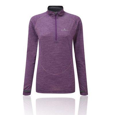Ronhill Trail Merino Women's 1/2 Zip Running Top