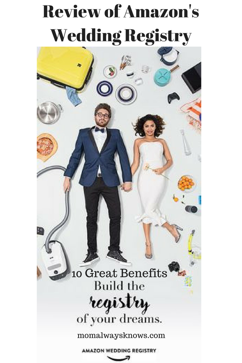 Review Of Amazon S Wedding Registry 10 Great Benefits Build The Registry Of Your Dreams With The Best Wedding Registry Around Amazon Wedding Registry Best Wedding Registry Wedding Registry