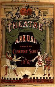 The Theatre Annual, London, 1887