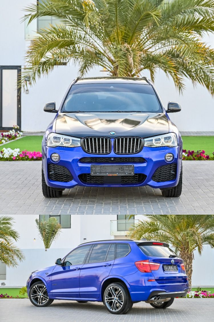 BMW X3 35i MKit 2015 Excellent Condition! usedcars