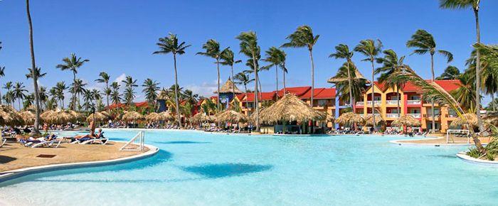 Adult resort in dominican