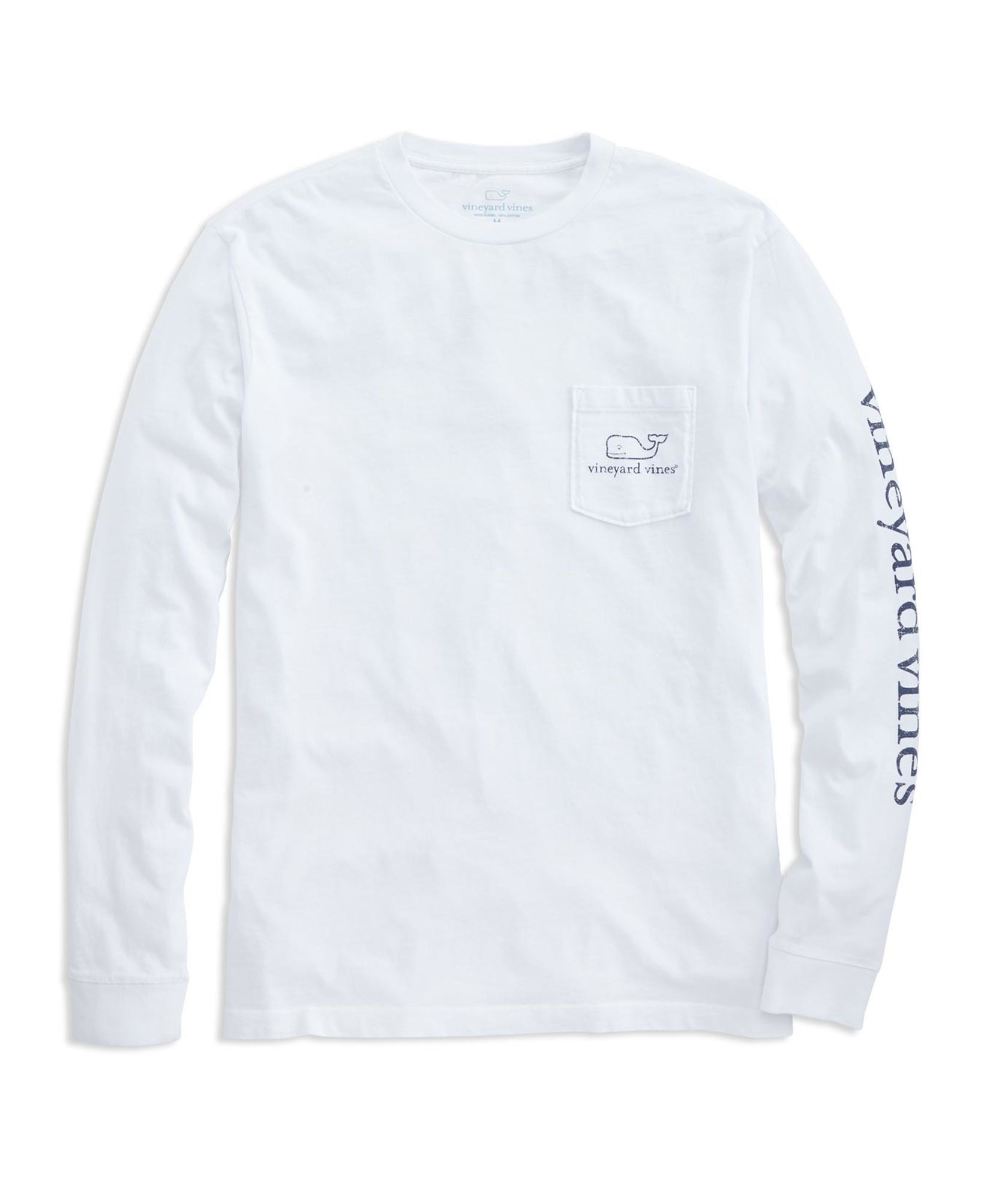 aaeee08ec Vineyard Vines | Long Sleeve Vintage Whale Graphic T-Shirt in 2019 ...