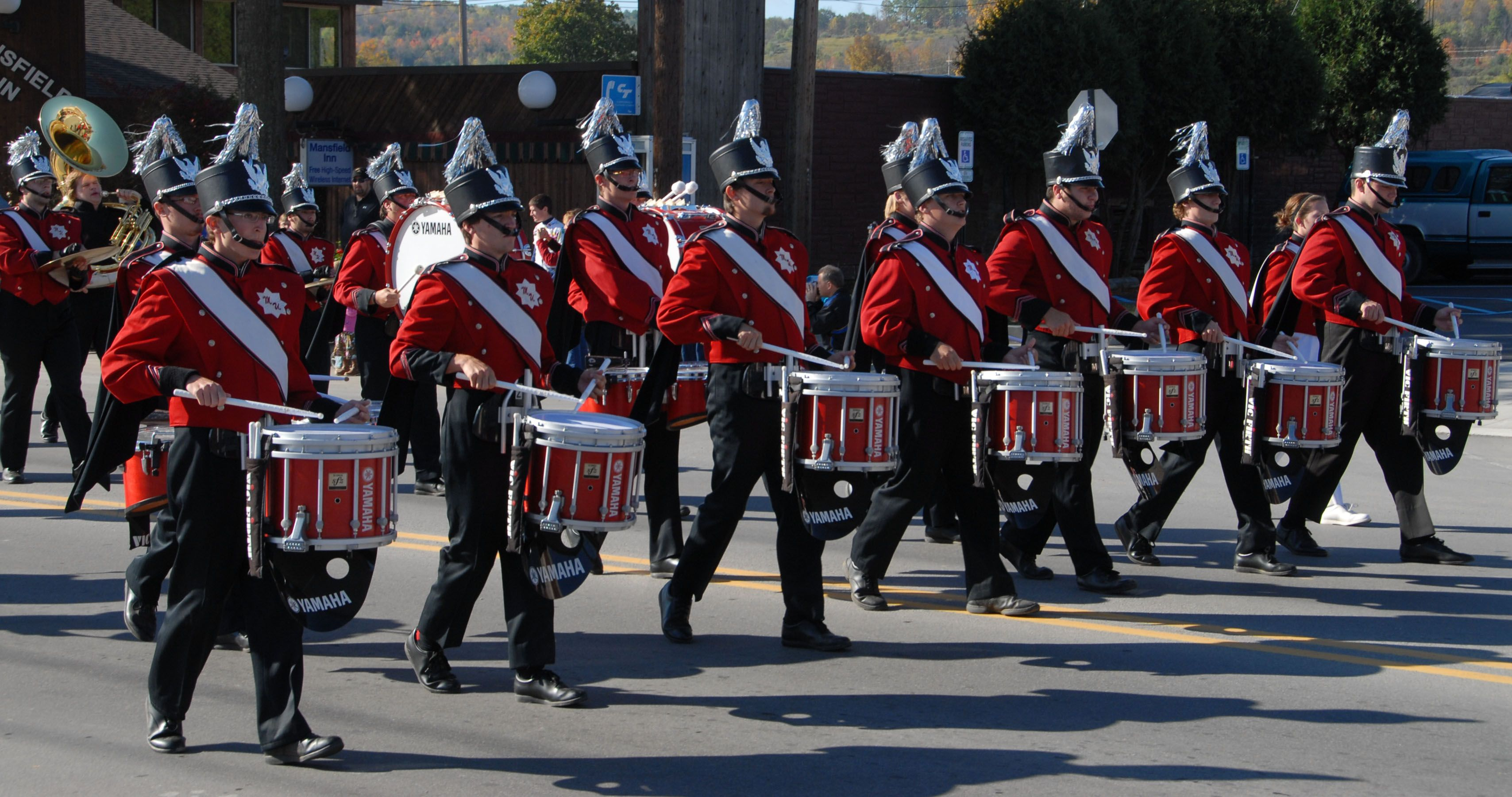 Marching Bands | MU Marching Band to Perform at Summer Olympics ...