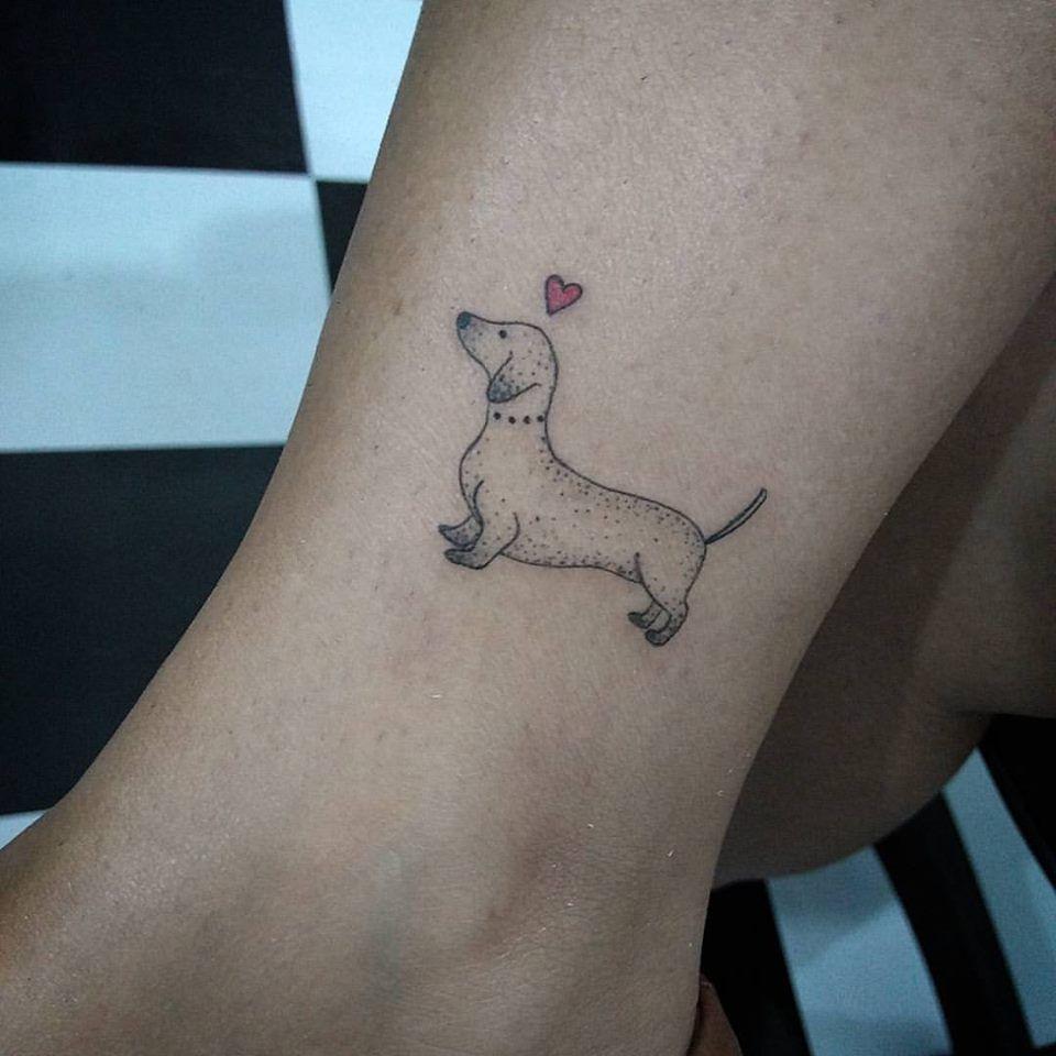 50 Cool Minimalist Tattoo For All Who Love Mini Motifs