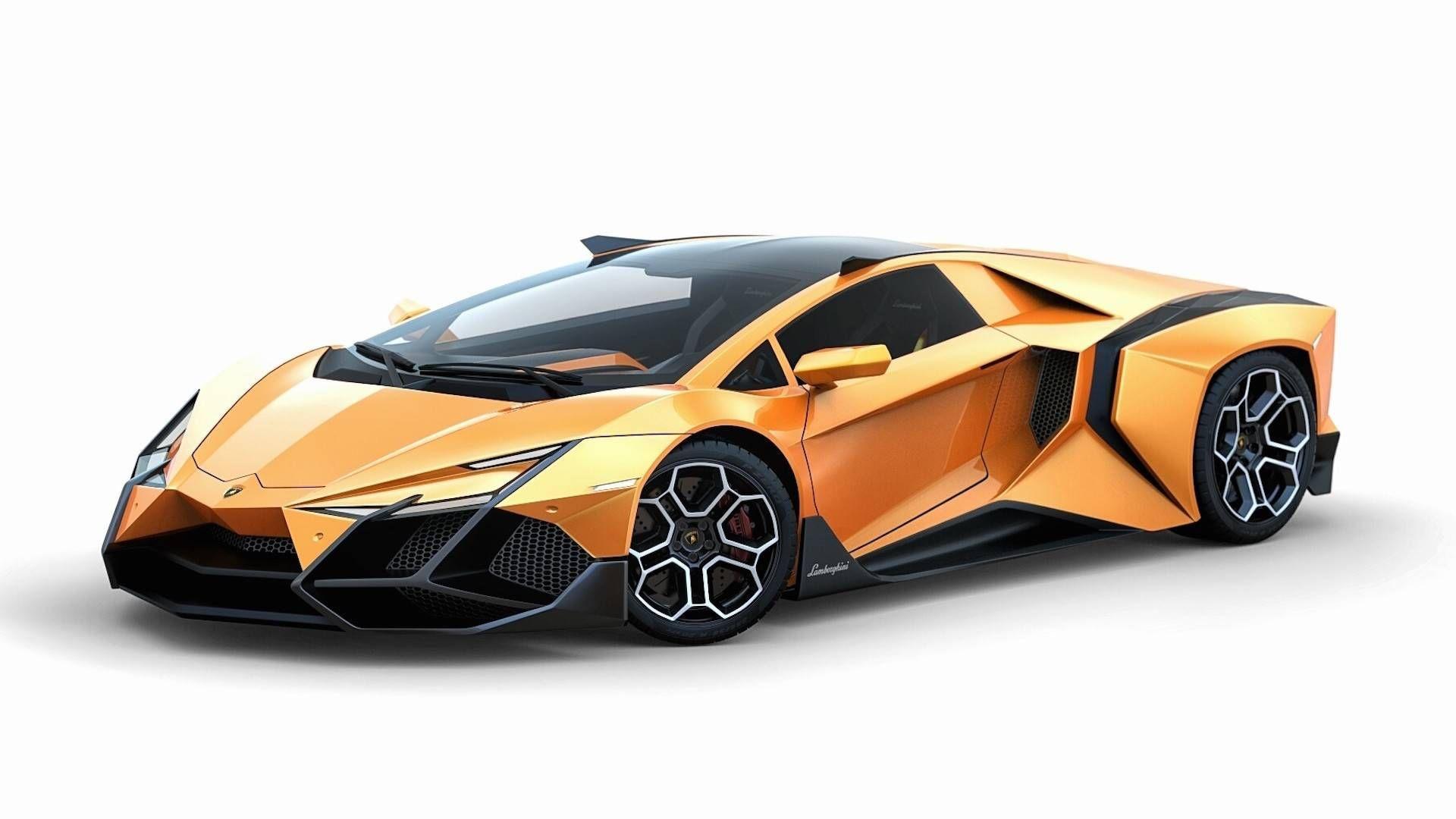 e56581b0c30 Lamborghini Forsennato Hypercar