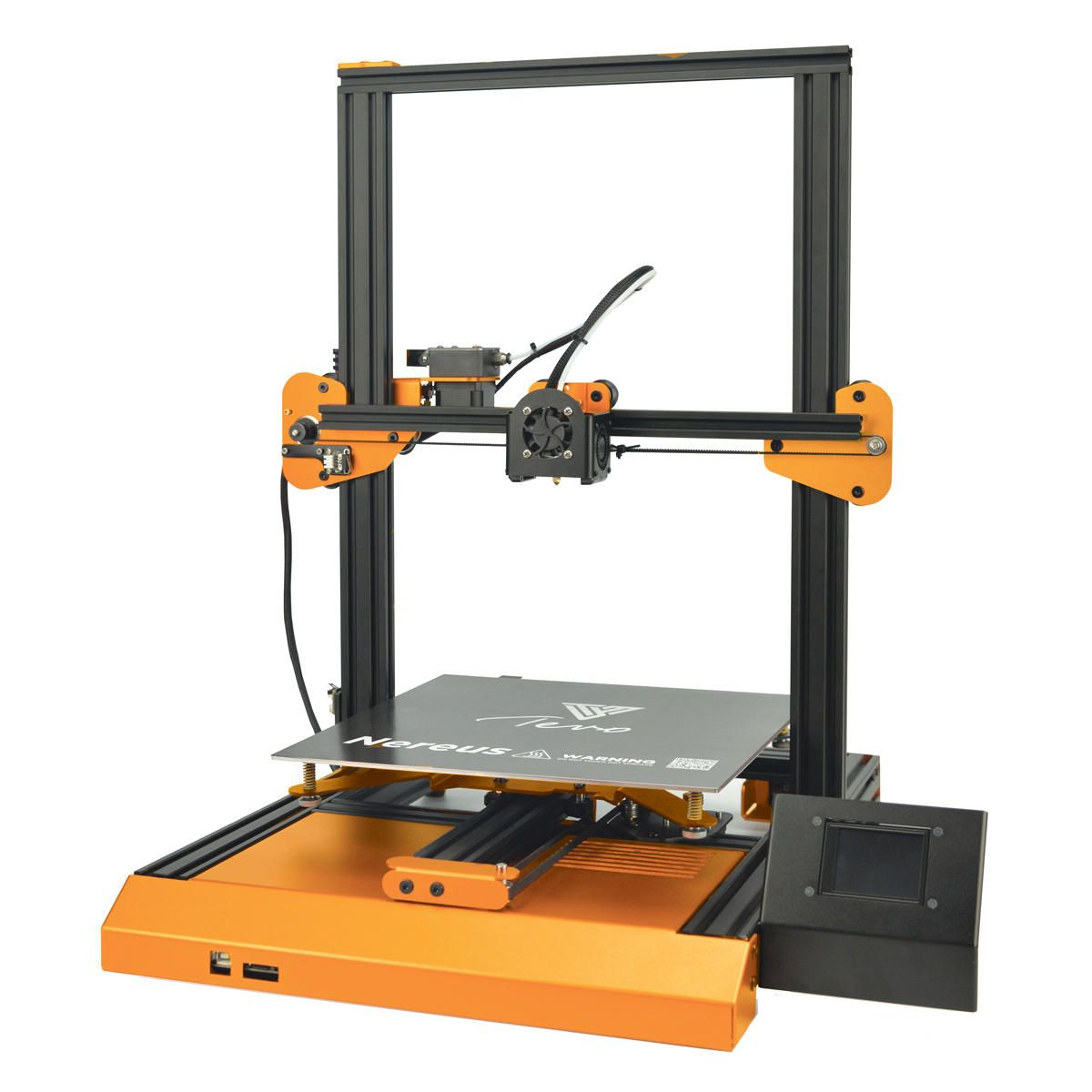 CES NEWS' TEVO® Nereus Basic 3D Printer Kit 320*320*400mm