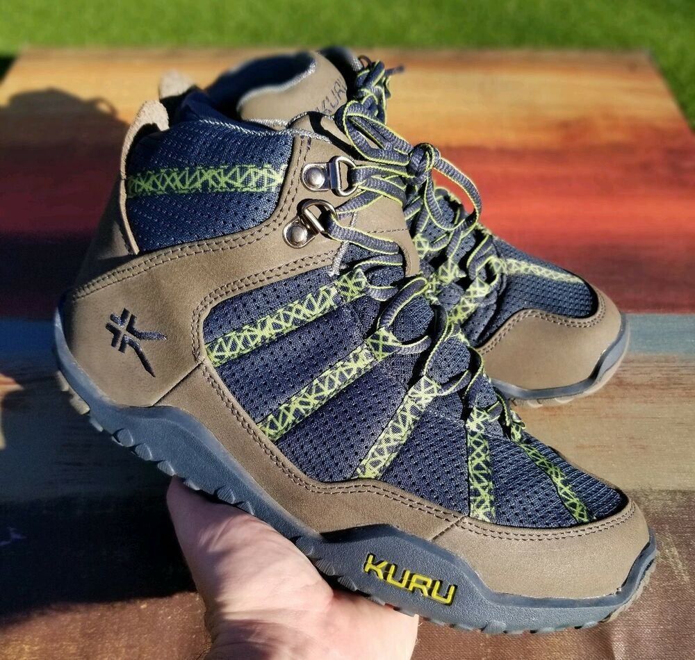 Details about mens kuru chicane boots lace up hiking shoes