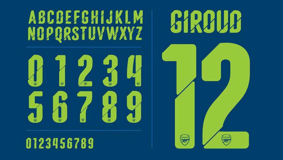Football Type Puma Q A Soccerbible Sports Fonts Football Fonts Numbers Font