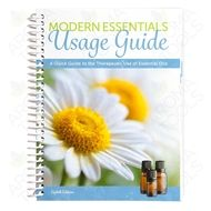 Mini Modern Essentials Usage Guide 8th Edition A Quick Guide to the Therapeutic Use of Essential Oil by Aroma Tools