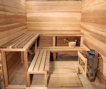 Sauna Kits | Diy sauna, Sauna kits and Barrel sauna