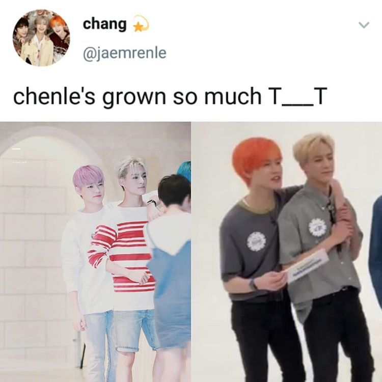 My Heart Nct Chenle Nct Nct Dream
