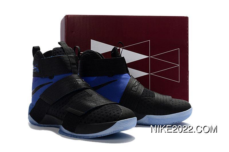 super popular a5b19 eecf2 Nike LeBron Zoom Soldier 10