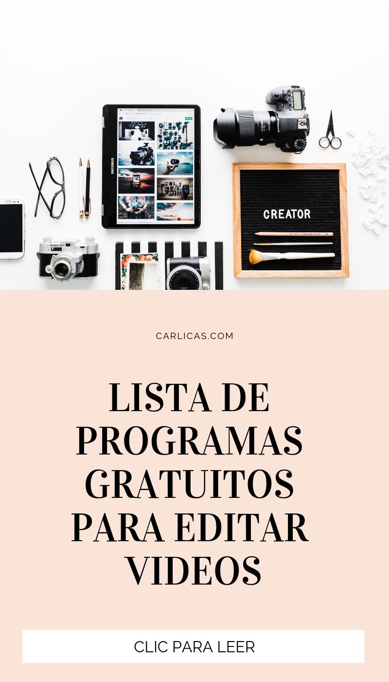Top 10 Programas Para Editar Videos Listado 2020 Programa Para Editar Fotos Aplicaciones Para Editar Videos Aplicaciones Gratis Para Fotos