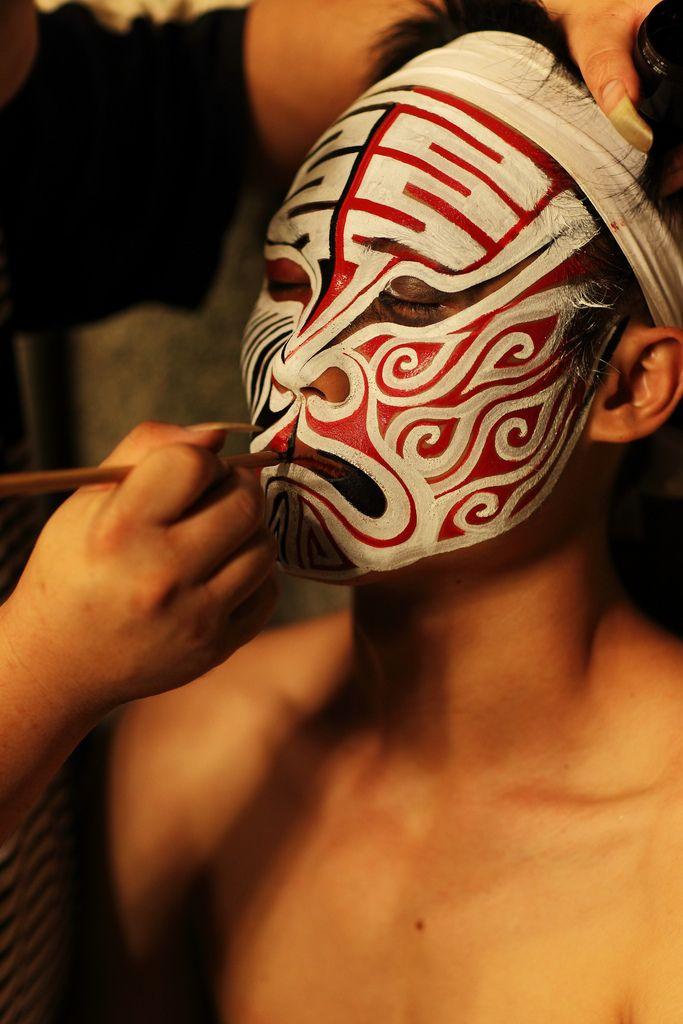 2011嘉邑城隍遶境_振祐堂家將畫臉 | Flickr – 相片分享!