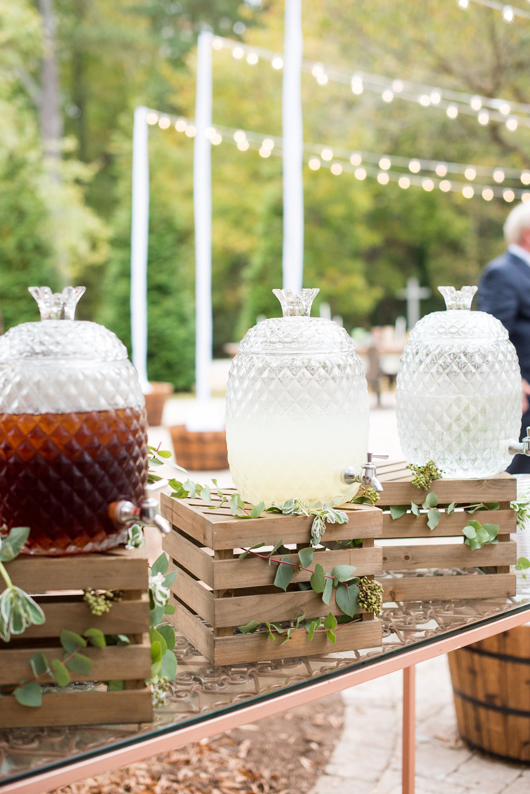 Mims House North Carolina Boho Fall Wedding Photos