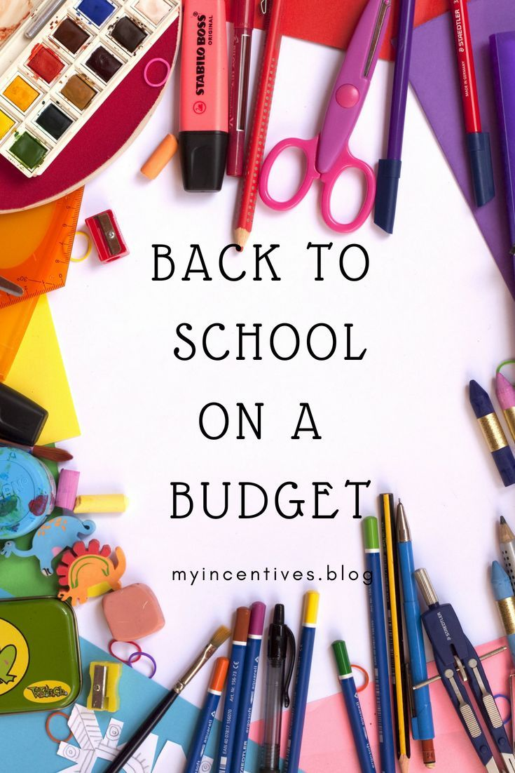Back to School on a Budget (With images) Sell your art