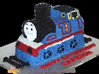 Nyc Birthday Cakes Queens NY United States Thomas the train