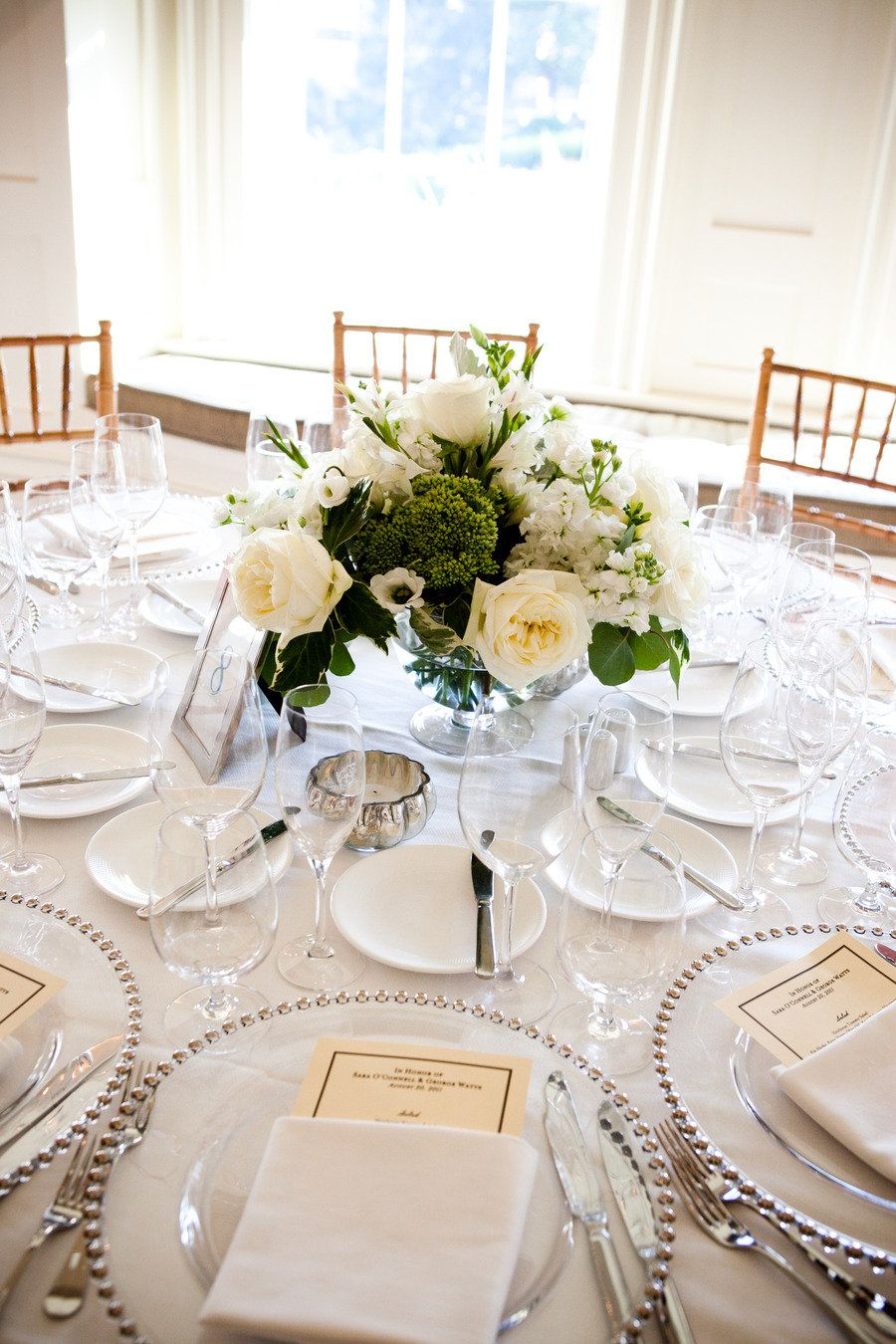 Rhode Island Wedding by Lauren + Abby Photography | White flowers ...