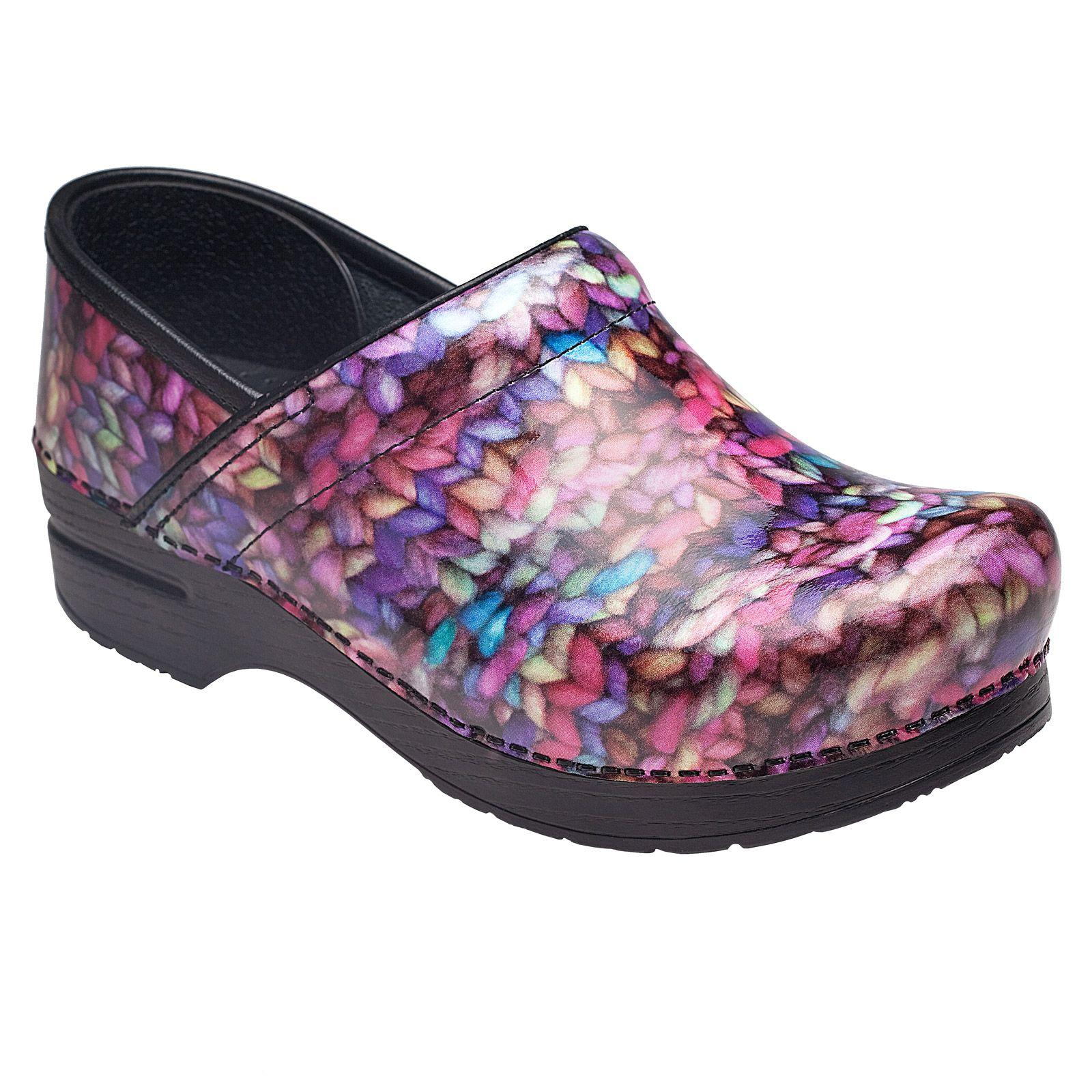 Dansko Shoes, nursing shoes and clogs for sale online.
