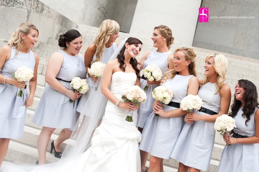 Ohio Statehouse Wedding Wedding Bridesmaid Dresses Bridesmaid