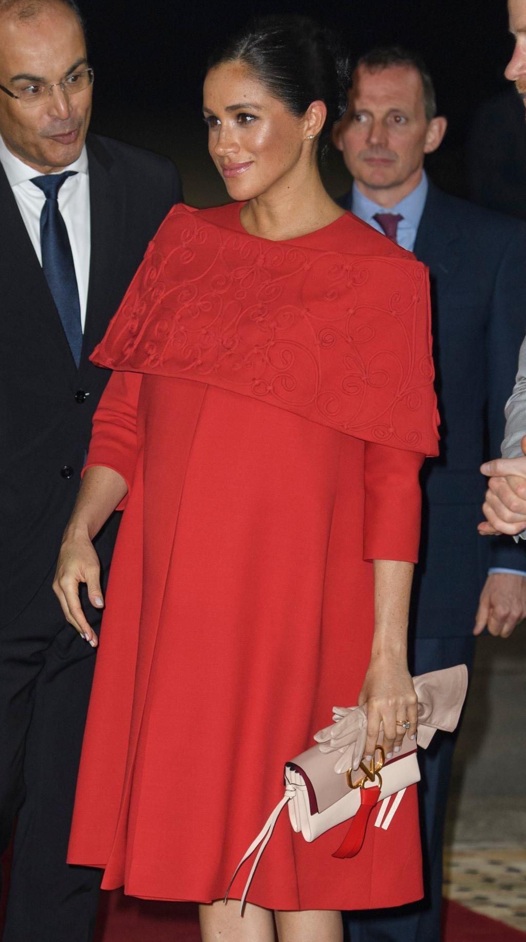 Meghan Markle : découvrez le prix exorbitant de sa garde-robe de grossesse !