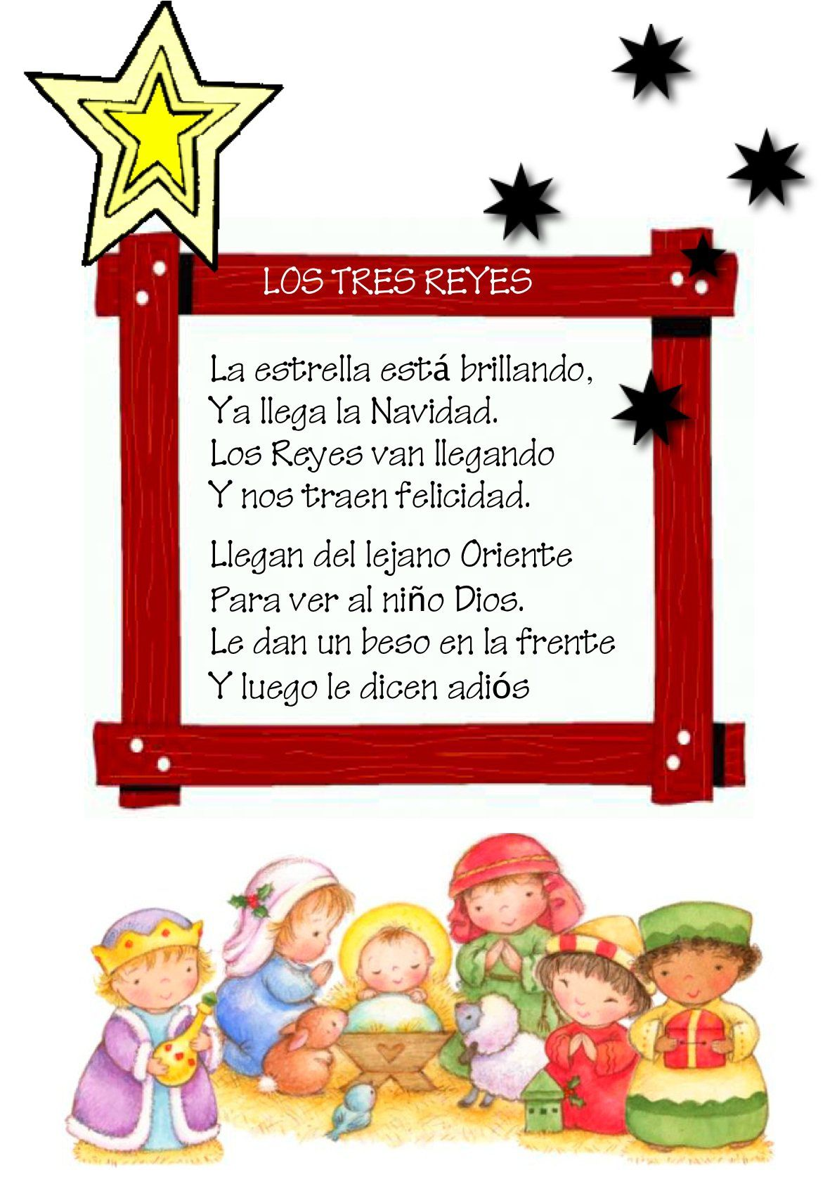 Dibujos Para Tarjetas De Navidad Para Ninos.Frases De Navidad Para Ninos Divertidas Poesias Navidad