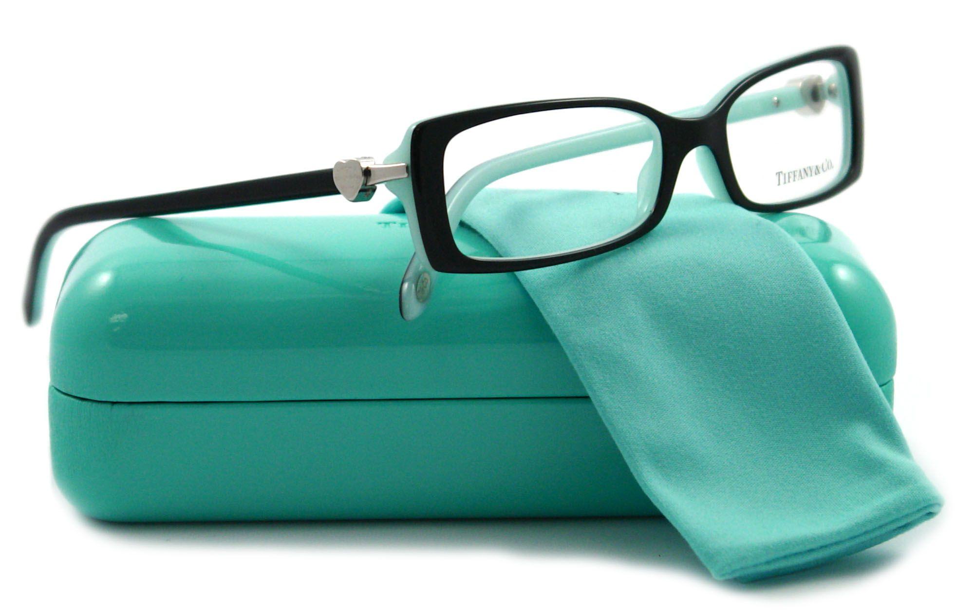 NEW Tiffany Eyeglasses TIF 2035 BLUE 8055 50MM AUTH   Tiffany