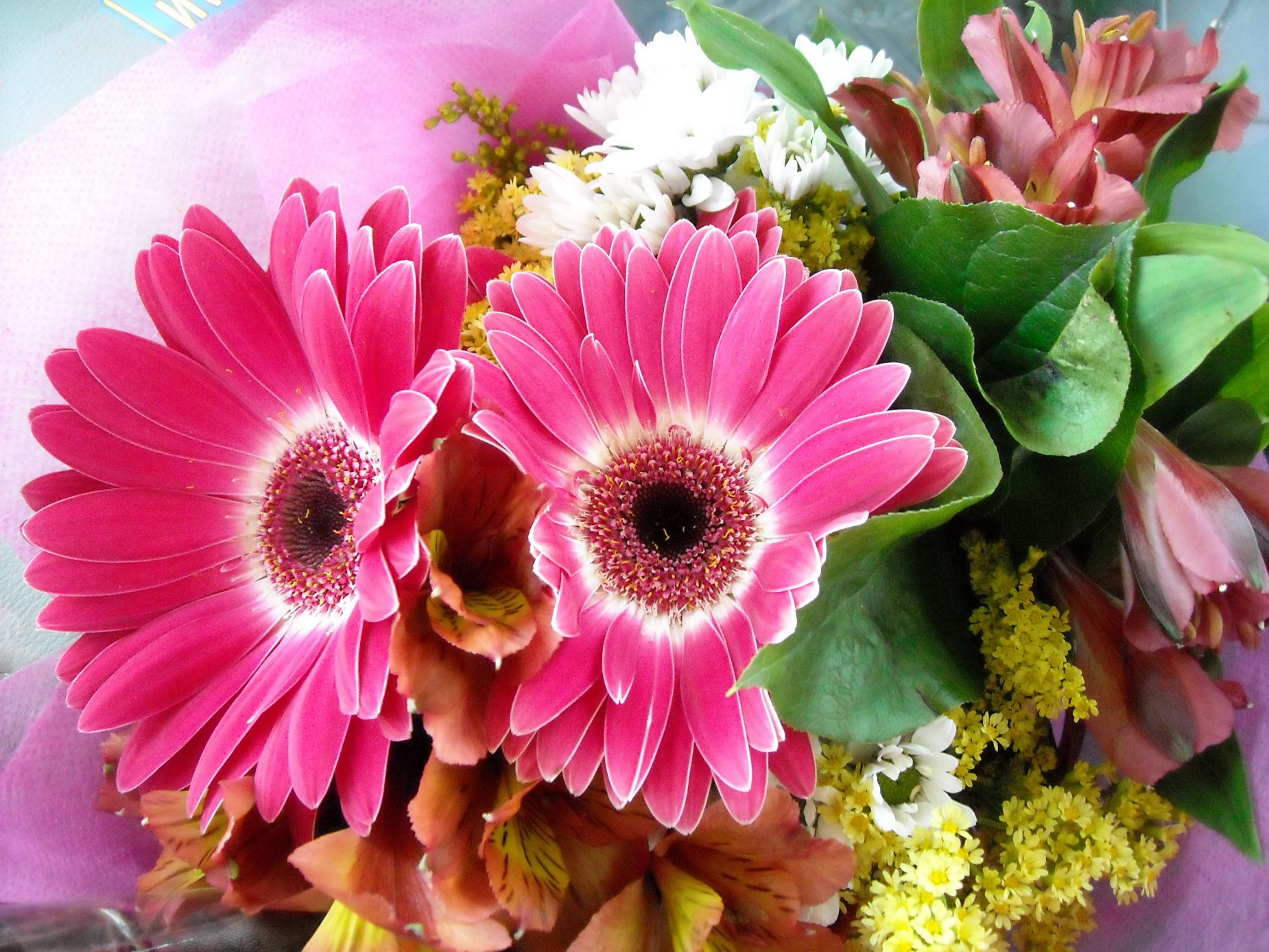The earth laughs in flowers buy flowers online at bouquet of flowers bouquet of flowers izmirmasajfo Choice Image