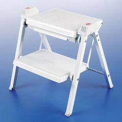 Cool Step Stools Hafele Stepfix Folding Step Stool Evergreenethics Interior Chair Design Evergreenethicsorg