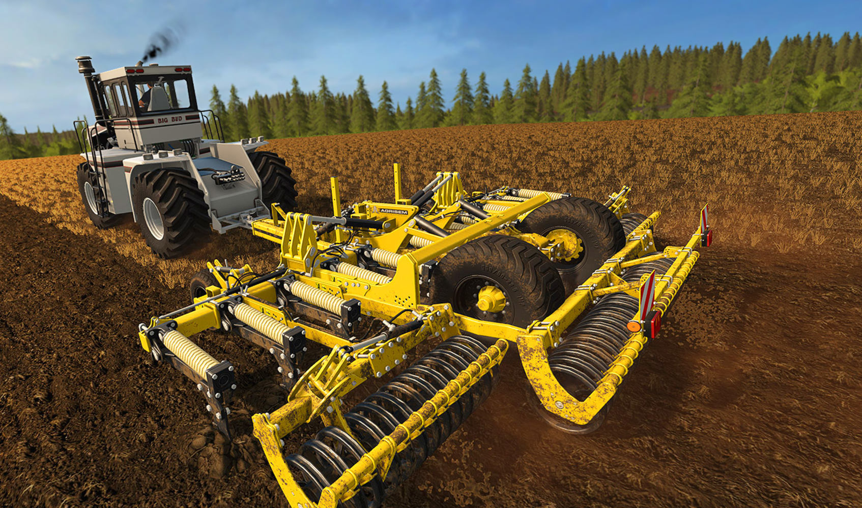 Our vision for the future Farming Simulator 2019 - Farming