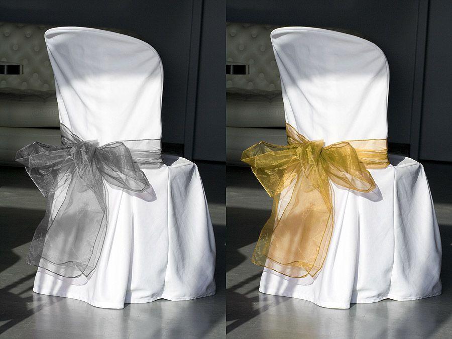 boite housse de chaise mariage
