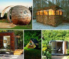 office in the woods - Google zoeken