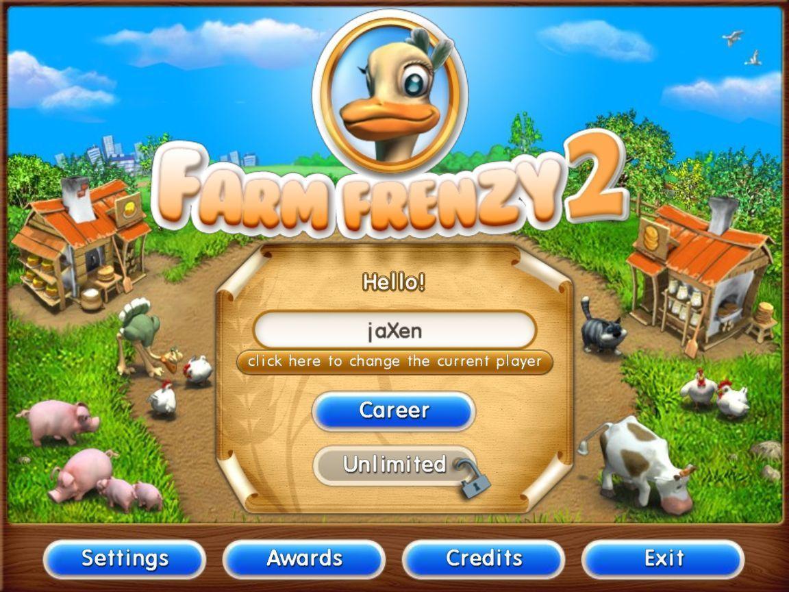تحميل لعبة فارم فرينزي 2 للكمبيوتر كاملة بالتفعيل Farm Frenzy 2