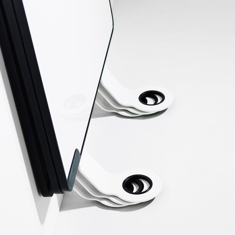 diese wei e tafel ben tigt keine wandmontage kann berall problemlos eingesetzt werden alleine. Black Bedroom Furniture Sets. Home Design Ideas