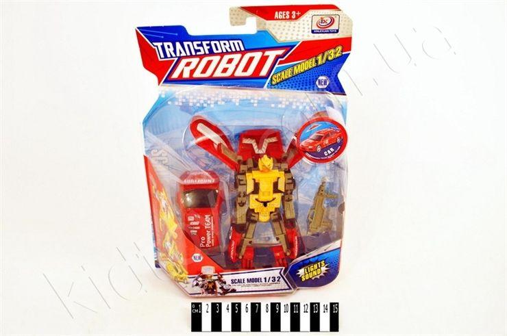 Машина-трансформер муз.998-3, развивающие игрушки для ...