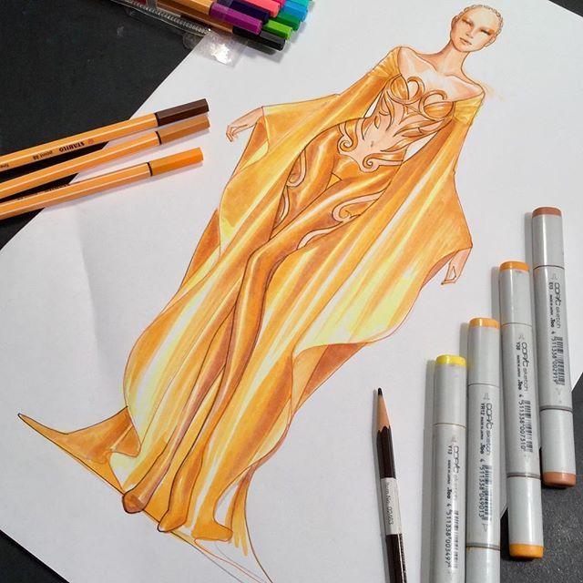 #fashion #fashionillustration #inspiration #mood
