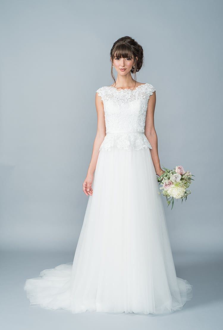 Lis Simon - Harlow @ Town and Country Bridal Boutique - St. Louis ...