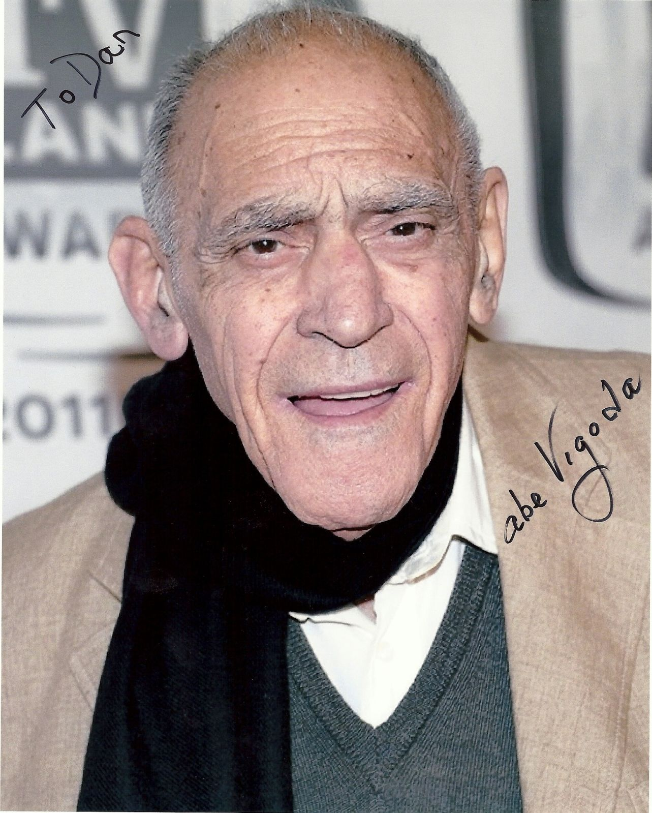 abe vigoda crush