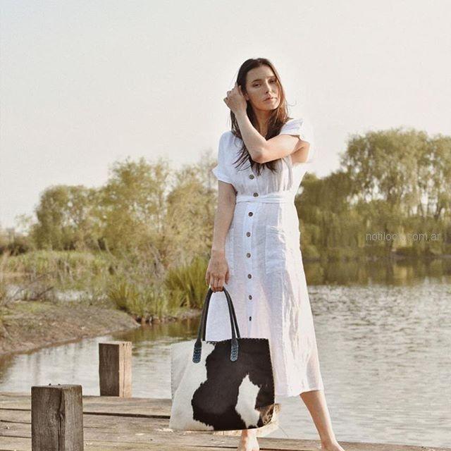 49967b2bd5ab Ropa de lino para mujer verano 2019 – Piccola | Noticias de Moda ...