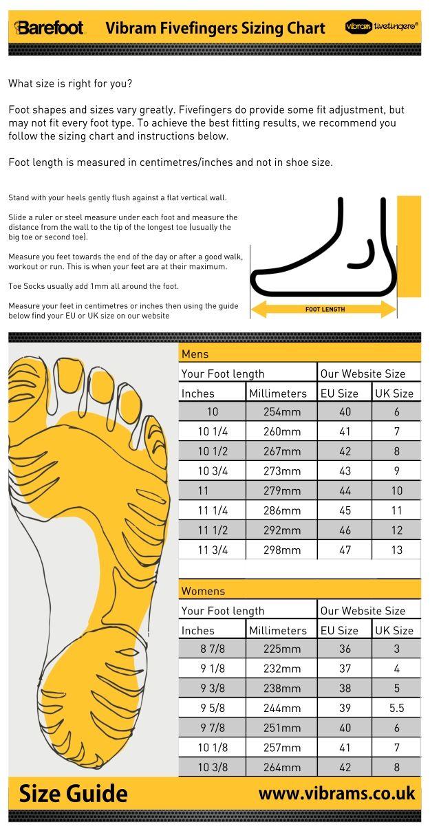 blackston bablackston on pinterest vibram toe shoe size chart also designs template rh letusserve