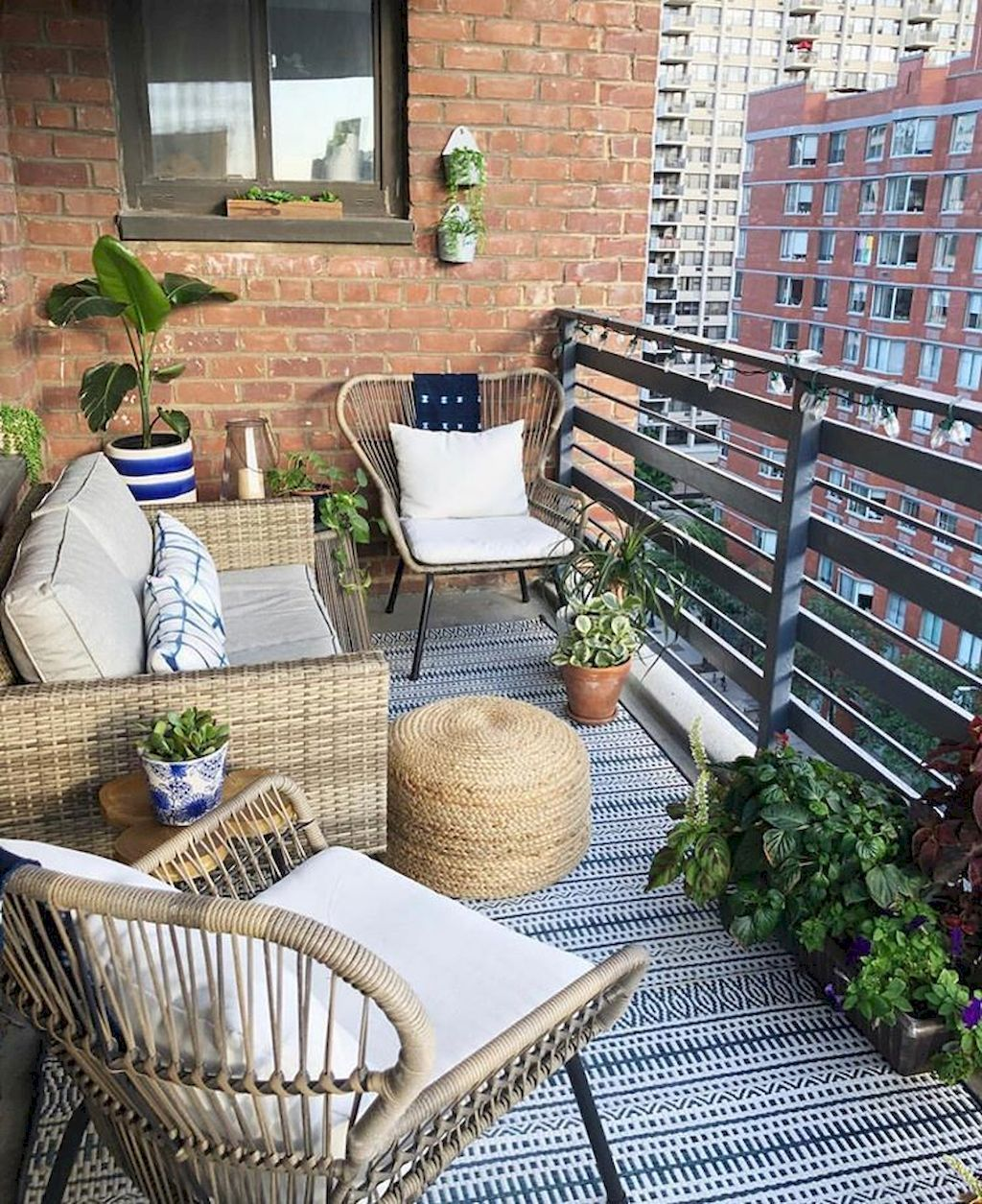 Miraculous Adore Your Balcony With Stylish Balcony Adorning Concepts In 2020 Balcony Decor Balcony Design Small Balcony Decor