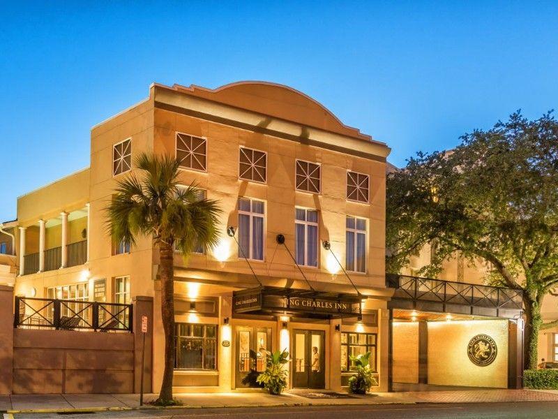 7 Best Boutique Hotels In Charleston Charleston Hotels Downtown
