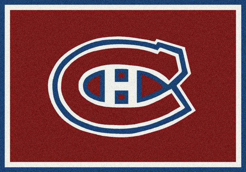 Montreal Canadians Area Rugs
