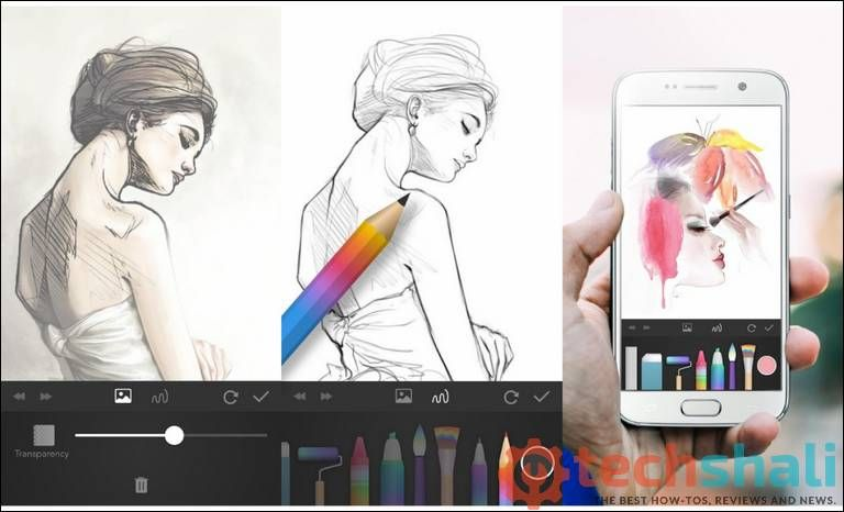 5 Best Android Drawing Apps 2020 In 2020 Drawing Skills
