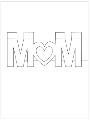 Pin By Kamila Lyskawka On Smieszne Harry Potter Mom Cards Birthday Cards For Mom Mothers Day Card Template